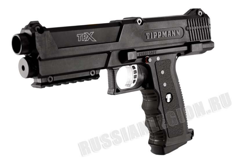 Пистолет TPX воплощает в себе