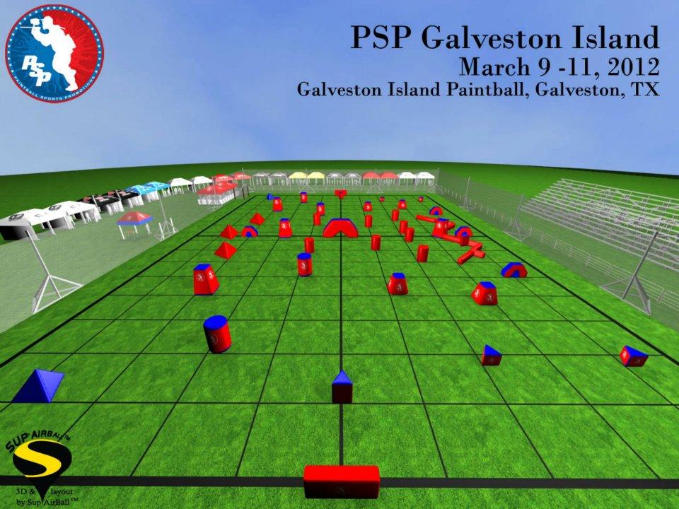 Опубликована схема поля на первый этап серии PSP 2012.  На этот раз организаторы отошли от традиции публикации схемы...